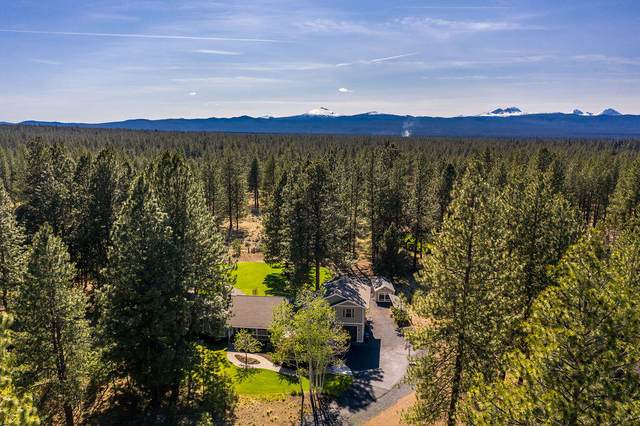60093 Ridgeview Drive, Bend, OR 97702 (MLS #220125096) :: The Riley Group