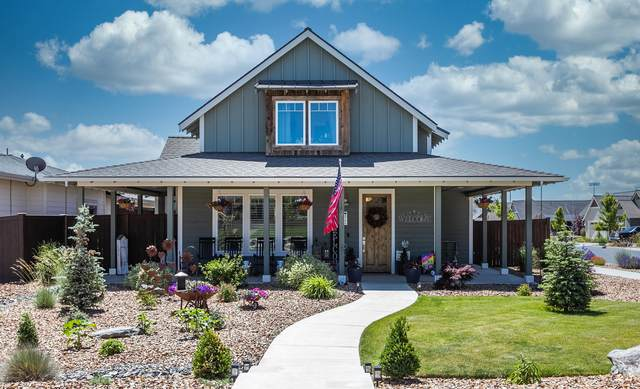 4188 SW Badger Avenue, Redmond, OR 97756 (MLS #220125143) :: Arends Realty Group