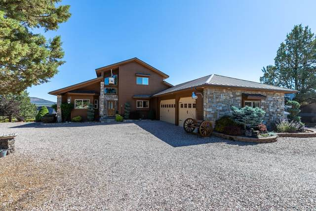 5450 SW Rim Road, Terrebonne, OR 97760 (MLS #220125649) :: Premiere Property Group, LLC