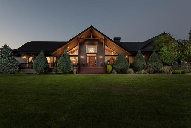 68020 Cloverdale Road, Sisters, OR 97759 (MLS #220126749) :: Schaake Capital Group