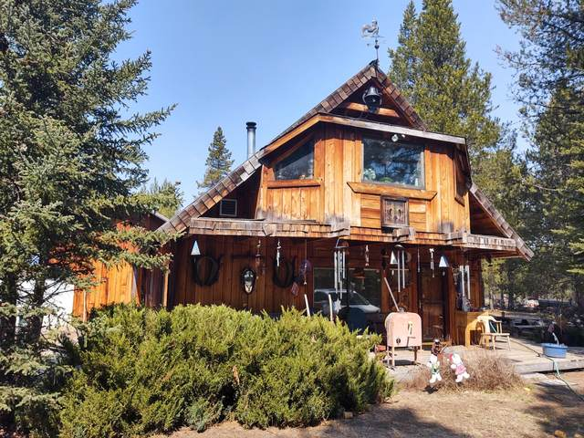 16294 Green Forest Road, La Pine, OR 97739 (MLS #220127089) :: The Ladd Group