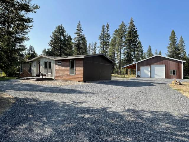 16080 Leona Lane, La Pine, OR 97739 (MLS #220128481) :: Arends Realty Group