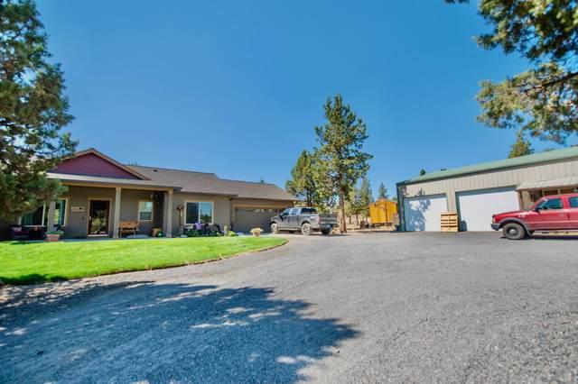13520 SW Chipmunk Road, Terrebonne, OR 97760 (MLS #220129344) :: Schaake Capital Group