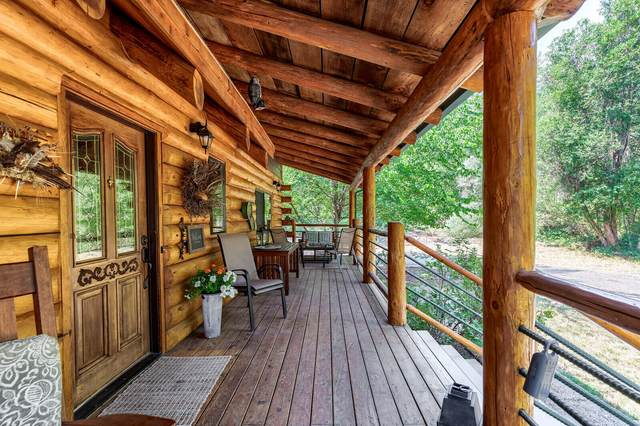 487 Wagon Trail Drive, Jacksonville, OR 97530 (MLS #220130203) :: The Riley Group