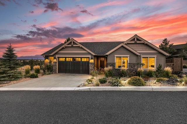 2495 NW Majestic Ridge Drive, Bend, OR 97703 (MLS #220130280) :: The Riley Group