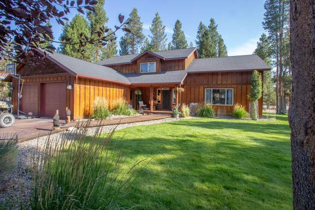 144911 Trotter Court, La Pine, OR 97739 (MLS #220130618) :: Arends Realty Group