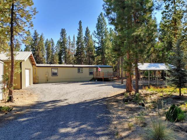 1772 Cheryl Drive, La Pine, OR 97739 (MLS #220130938) :: Arends Realty Group