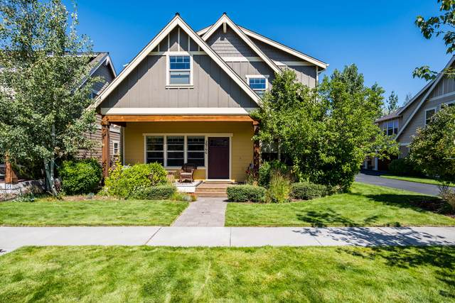 2966 NW Wild Meadow Drive, Bend, OR 97703 (MLS #220130955) :: The Riley Group