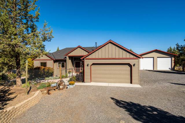 2355 NW 101st Street, Redmond, OR 97756 (MLS #220131287) :: Arends Realty Group