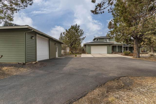 63595 Ob Riley Road, Bend, OR 97701 (MLS #220131490) :: Arends Realty Group