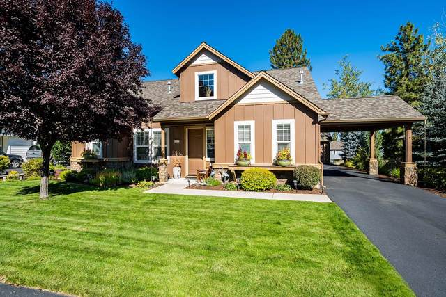 61411 Cultus Lake Court, Bend, OR 97702 (MLS #220131631) :: The Riley Group