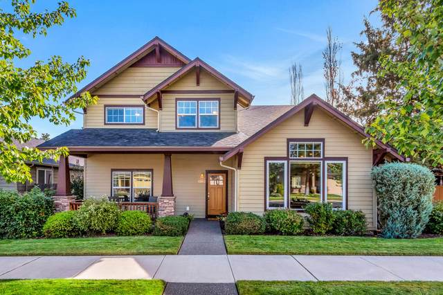 63262 NW Newhall Place, Bend, OR 97703 (MLS #220131772) :: Arends Realty Group
