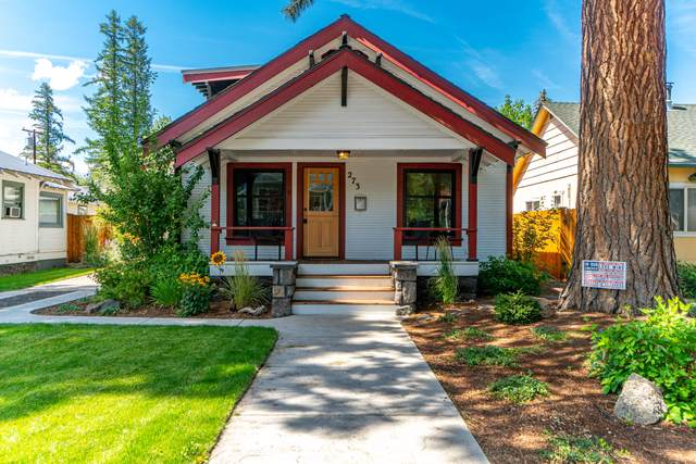 273 NW Jefferson Place, Bend, OR 97703 (MLS #220131807) :: Arends Realty Group