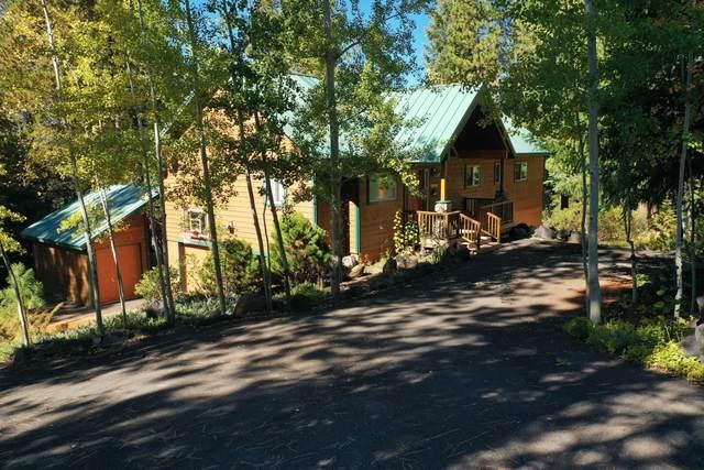 18616 Diamond Peak Drive, Crescent Lake, OR 97733 (MLS #220132306) :: Team Birtola | High Desert Realty