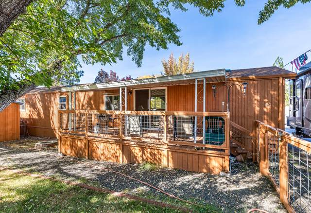 421 Stevens Road #60, Eagle Point, OR 97524 (MLS #220132613) :: Bend Relo at Fred Real Estate Group