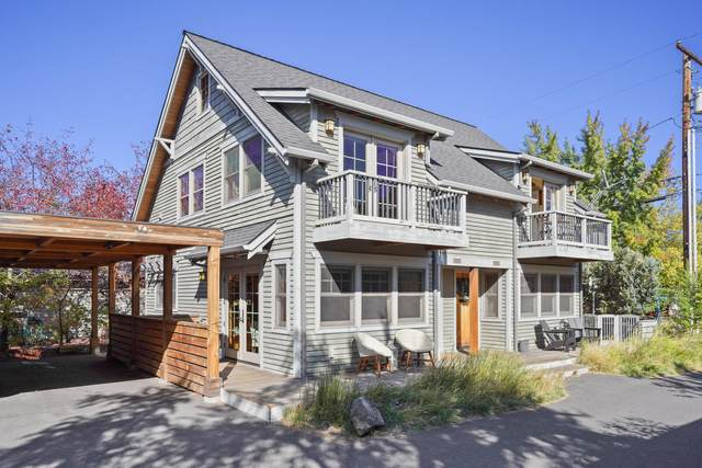 401 NW Riverfront Street Unit 2, Bend, OR 97703 (MLS #220133361) :: Vianet Realty