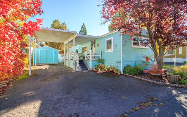 321 Clay Street Spc 60, Ashland, OR 97520 (MLS #220133412) :: Coldwell Banker Sun Country Realty, Inc.