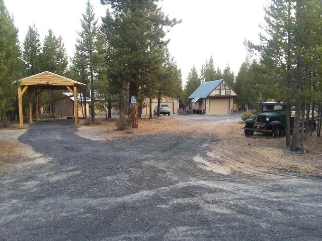 123977 Surveyor Road, Crescent Lake, OR 97733 (MLS #220133659) :: The Ladd Group