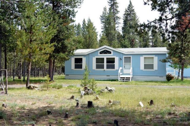 15915 Pine Lane, La Pine, OR 97739 (MLS #201703376) :: Birtola Garmyn High Desert Realty
