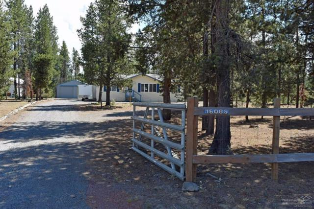 16085 Buena Vista Drive, La Pine, OR 97739 (MLS #201705974) :: Birtola Garmyn High Desert Realty