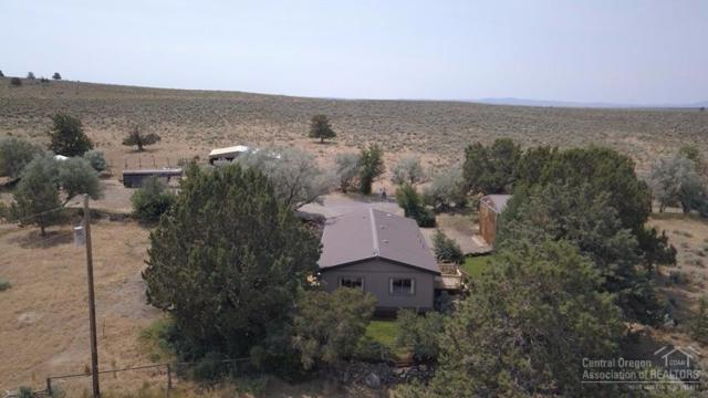 64211 Millican Road, Christmas Valley, OR 97641 (MLS #201707683) :: Birtola Garmyn High Desert Realty