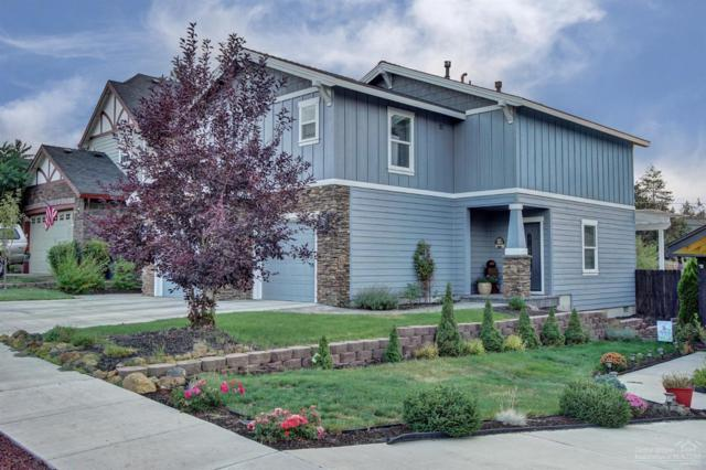 63285 NW Newhall Place, Bend, OR 97703 (MLS #201709473) :: Birtola Garmyn High Desert Realty