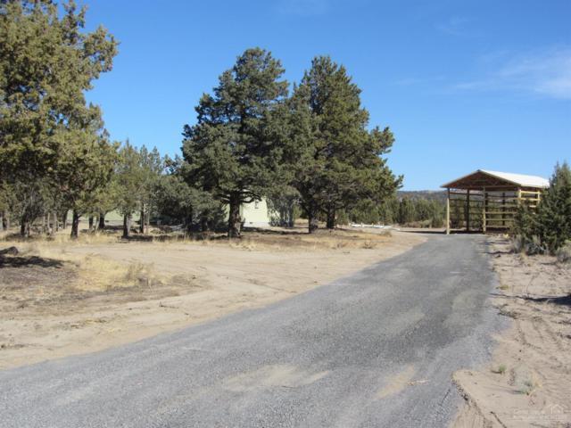 13914 NE Navajo, Prineville, OR 97754 (MLS #201710151) :: Birtola Garmyn High Desert Realty