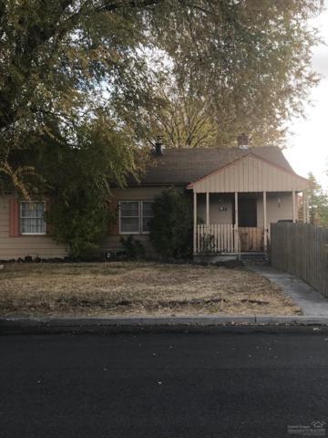 208 SE Garner Street, Prineville, OR 97754 (MLS #201710322) :: Birtola Garmyn High Desert Realty