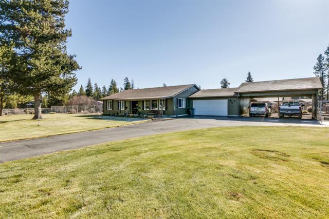 50808 Huntington Road, La Pine, OR 97739 (MLS #201711219) :: Windermere Central Oregon Real Estate