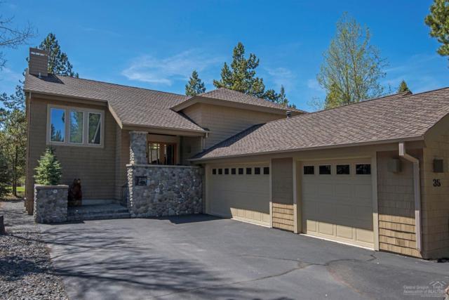 57620 Red Cedar Lane, Sunriver, OR 97707 (MLS #201802349) :: Windermere Central Oregon Real Estate