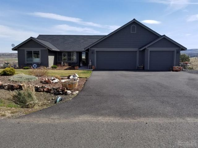 2465 NE Hilltop Lane, Madras, OR 97741 (MLS #201802557) :: The Ladd Group