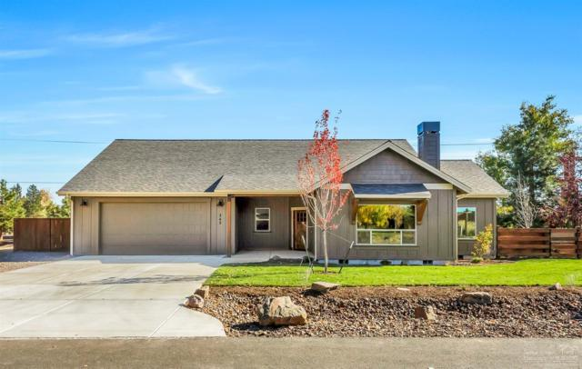 162 NW Saddle Ridge Loop, Prineville, OR 97754 (MLS #201802703) :: Windermere Central Oregon Real Estate
