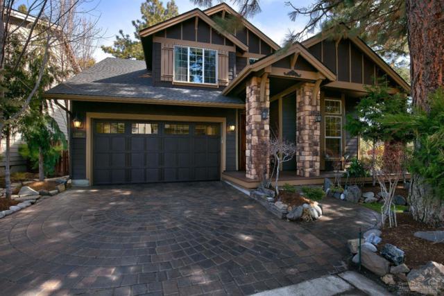61070 Snowbrush Drive, Bend, OR 97702 (MLS #201802752) :: Windermere Central Oregon Real Estate