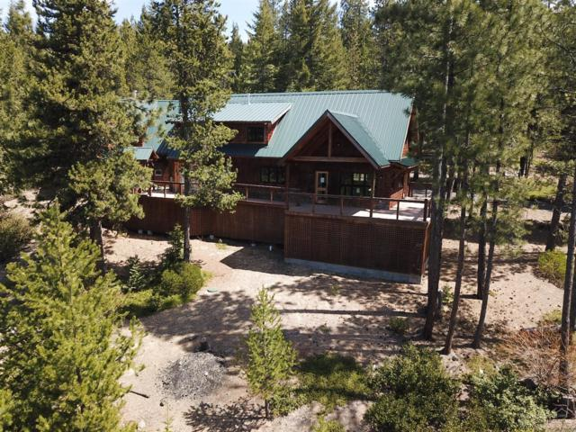 18619 Diamond Peak Drive, Crescent Lake, OR 97733 (MLS #201803757) :: Windermere Central Oregon Real Estate