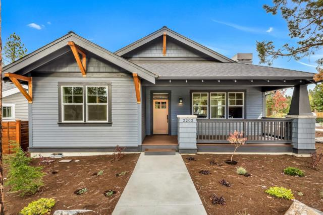 2202 NW Lemhi Pass Drive, Bend, OR 97703 (MLS #201808581) :: The Ladd Group