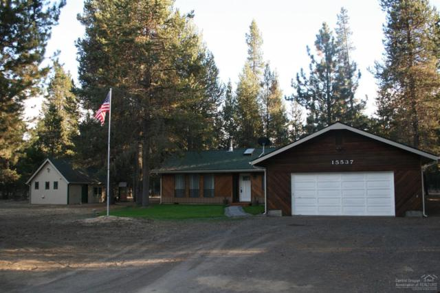 15537 Pleasant Street, La Pine, OR 97739 (MLS #201809394) :: Team Birtola | High Desert Realty