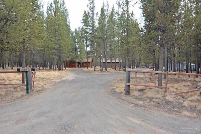 8412 Split Rail Road, La Pine, OR 97739 (MLS #201810717) :: Fred Real Estate Group of Central Oregon