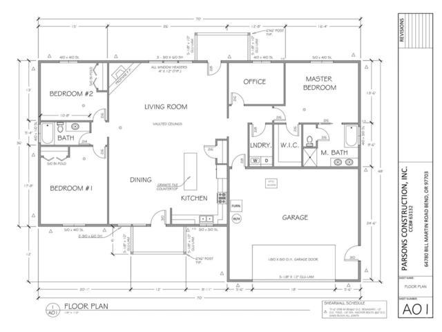 70255 Mustang Drive, Sisters, OR 97759 (MLS #201811419) :: Team Birtola | High Desert Realty