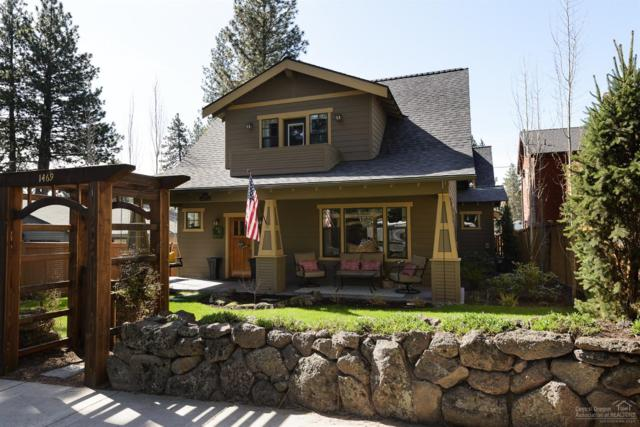 1469 NW Galveston Avenue, Bend, OR 97703 (MLS #201900126) :: Fred Real Estate Group of Central Oregon