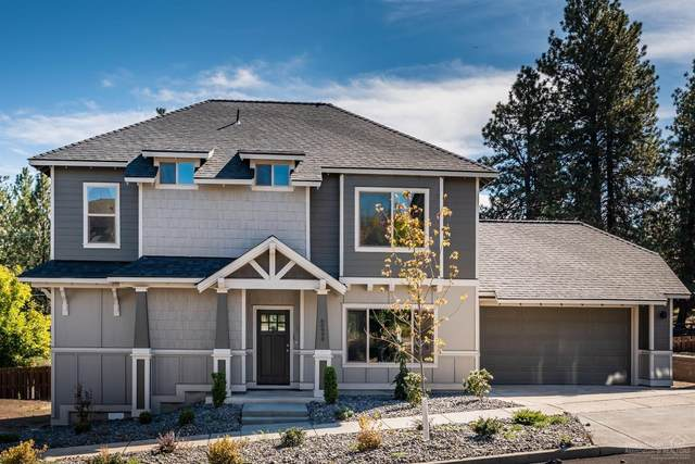 60990-Lot 60 Geary Drive Lot 60, Bend, OR 97702 (MLS #201901270) :: Berkshire Hathaway HomeServices Northwest Real Estate