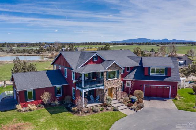 6400 NE Juniper Ridge Road, Redmond, OR 97756 (MLS #201901358) :: Central Oregon Home Pros