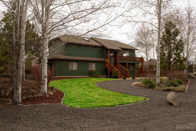 64723 NW Alcor Place, Bend, OR 97703 (MLS #201901481) :: Fred Real Estate Group of Central Oregon