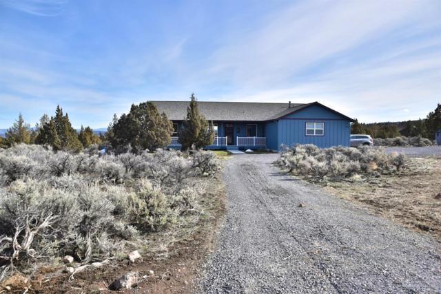 8588 SW Copley Road, Powell Butte, OR 97753 (MLS #201901546) :: Team Birtola | High Desert Realty