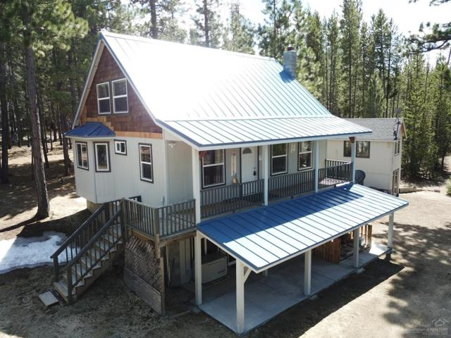 400 Schoonover, Crescent Lake, OR 97733 (MLS #201901718) :: Team Sell Bend
