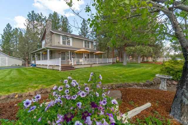 16052 Foothill Lane, Sisters, OR 97759 (MLS #201901856) :: Berkshire Hathaway HomeServices Northwest Real Estate
