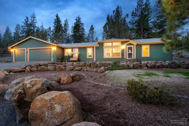 69469 Hinkle Butte Drive, Sisters, OR 97759 (MLS #201902673) :: Fred Real Estate Group of Central Oregon