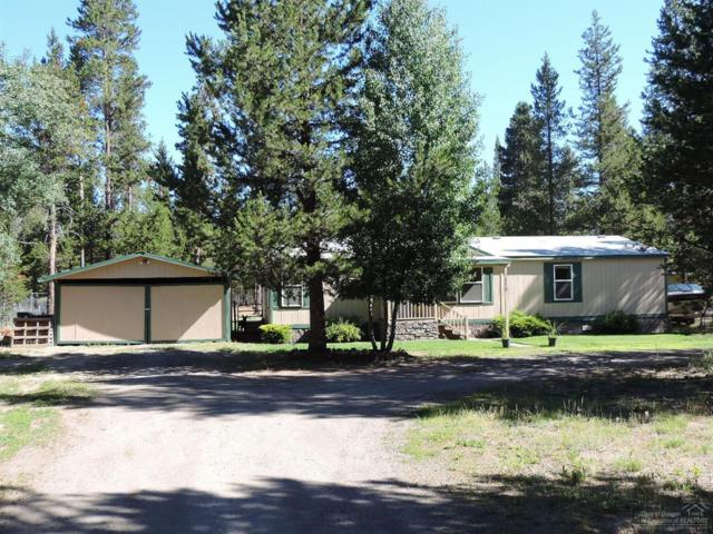 15710 Greenwood Drive, La Pine, OR 97739 (MLS #201905299) :: Central Oregon Home Pros
