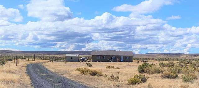 Christmas Valley, OR 97641 :: Fred Real Estate Group of Central Oregon