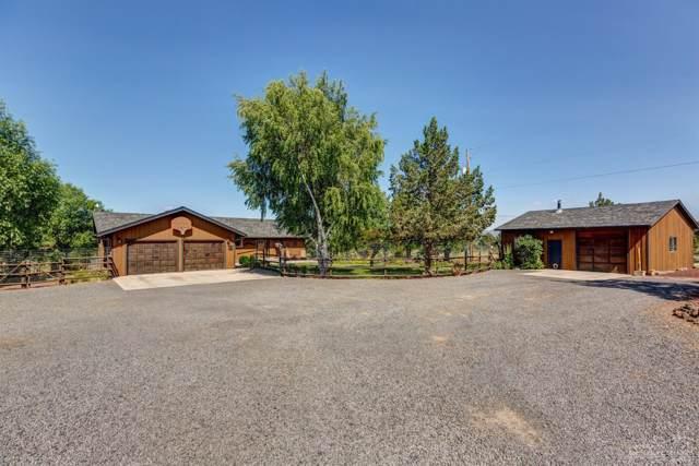 1699 SW Bent Loop, Powell Butte, OR 97753 (MLS #201906897) :: Berkshire Hathaway HomeServices Northwest Real Estate