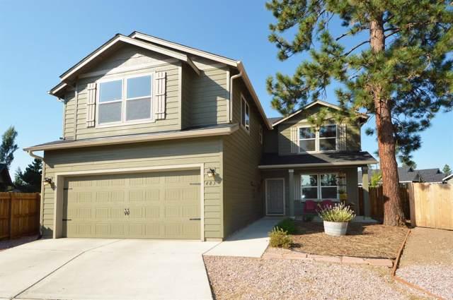 483 N Village Meadows Road, Sisters, OR 97759 (MLS #201907830) :: Windermere Central Oregon Real Estate